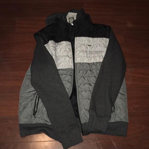 Tony hawk black jacket